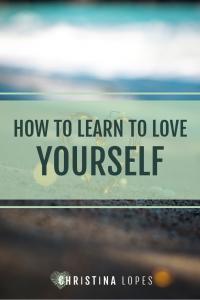 learning-self-love