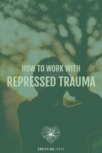 Repressed Trauma