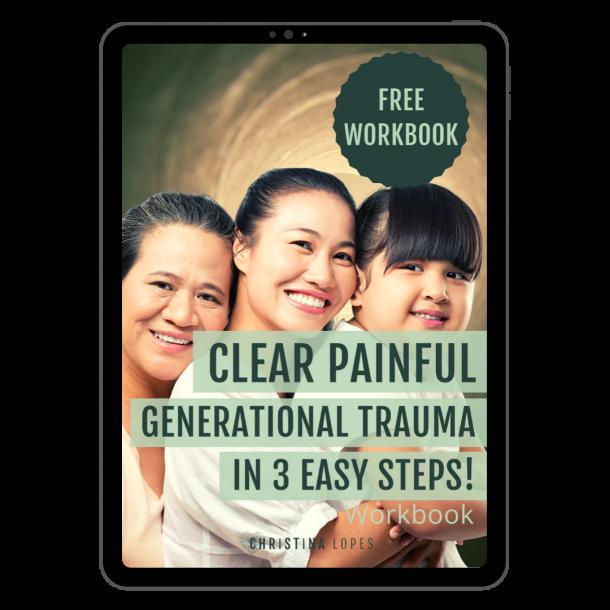 Generational Trauma Workbook Cover