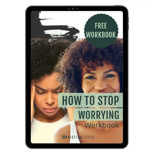 Workbook How to Stop Worrying