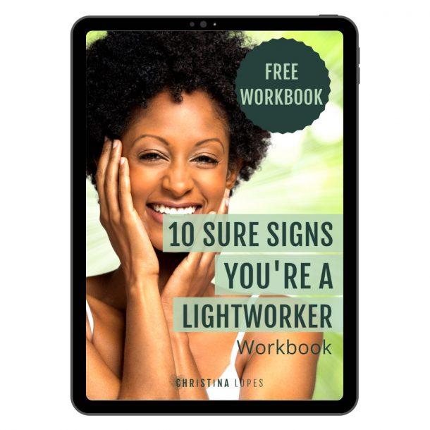 Lightworker Workbook Optin