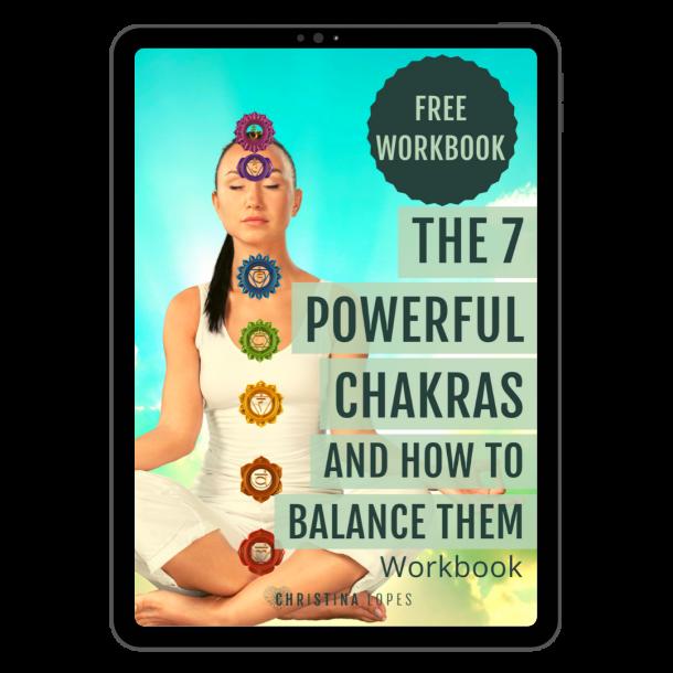 Chakras Workbook Cover