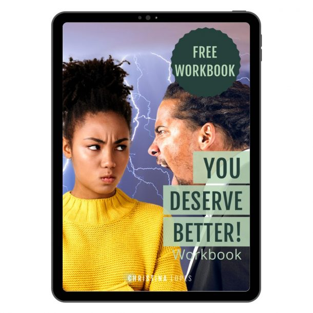Toxic People Workbook Cover