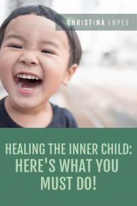 Healing the inner child (Pinterest)