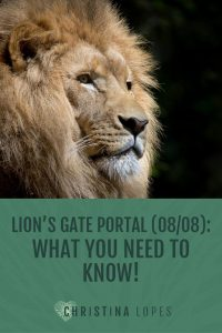 Lion's gate portal (Pinterest)