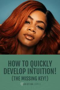 develop intuition (Pinterest)