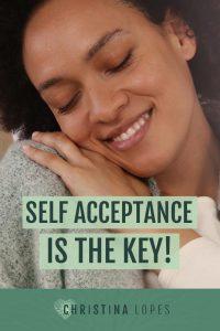 Self acceptance (Pinterest)