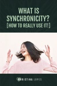 What is synchronicity (Pinterest)