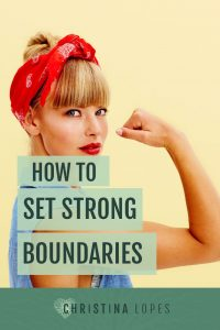 boundaries (pinterest)