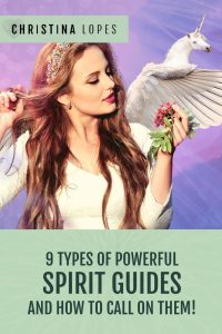 Spirit Guides (Pinterest)