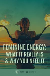 Feminine Energy (Pinterest)