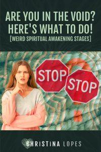 Spiritual Awakening Stages (Pinterest)