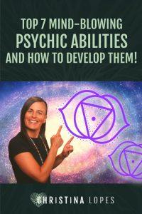 Psychic Abilities (Pinterest)