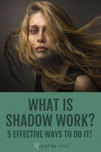 What is shadow work (Pinterest)