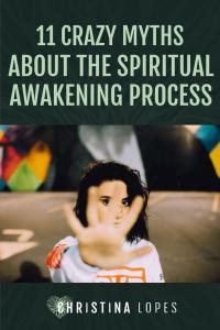 Spiritual awakening process (Pinterest)