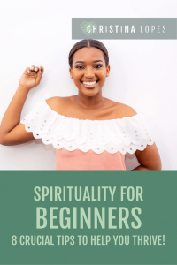 Spirituality for Beginners (Pinterest)