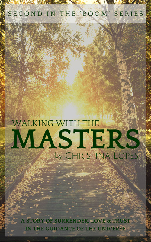 Walking with the masters - Christina Lopes